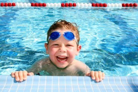 Kurs pływania dla dzieci